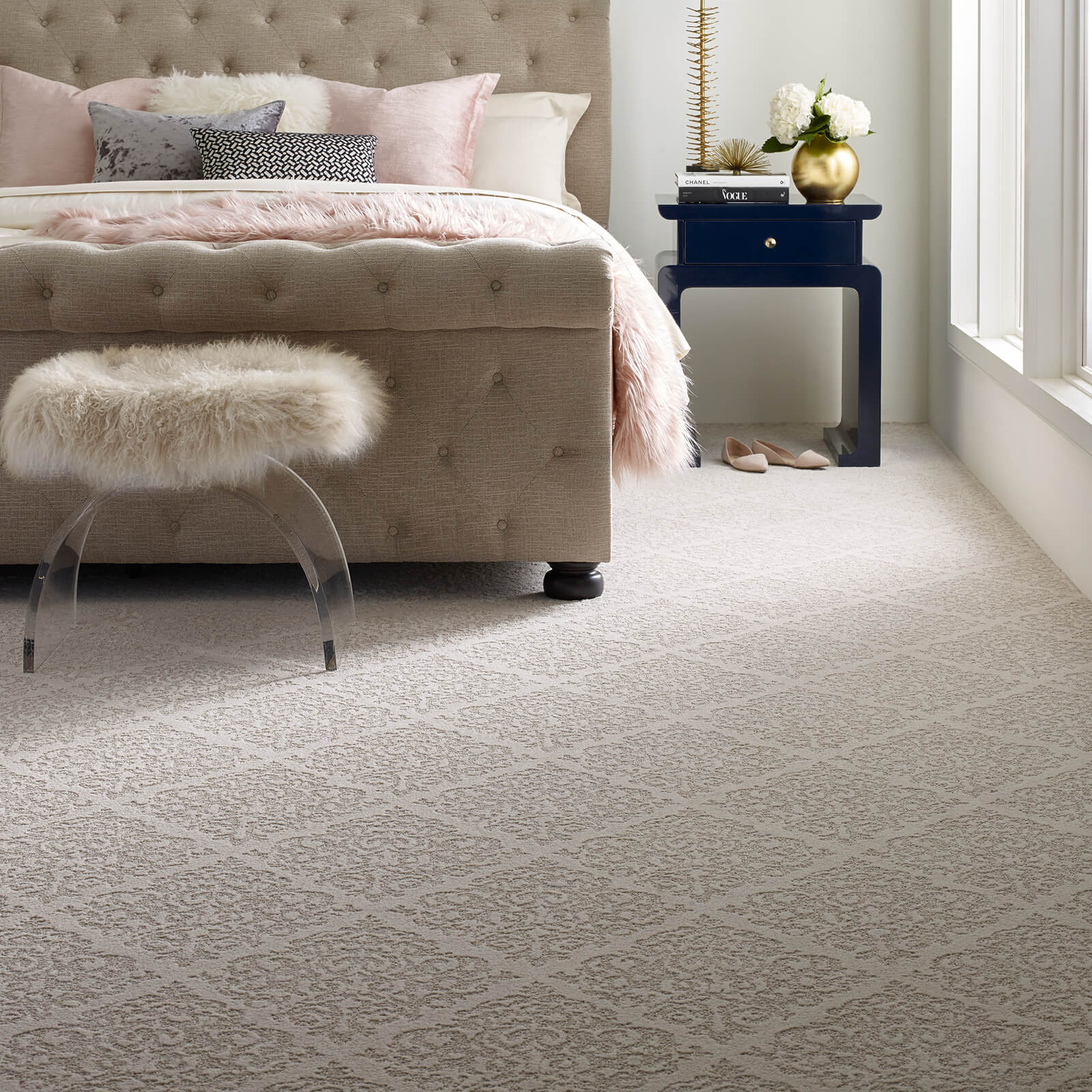 Bedroom Carpet | We'll Floor You