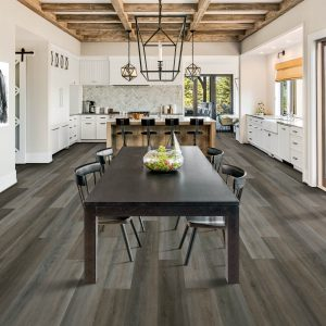 Dining table on floor | We'll Floor You