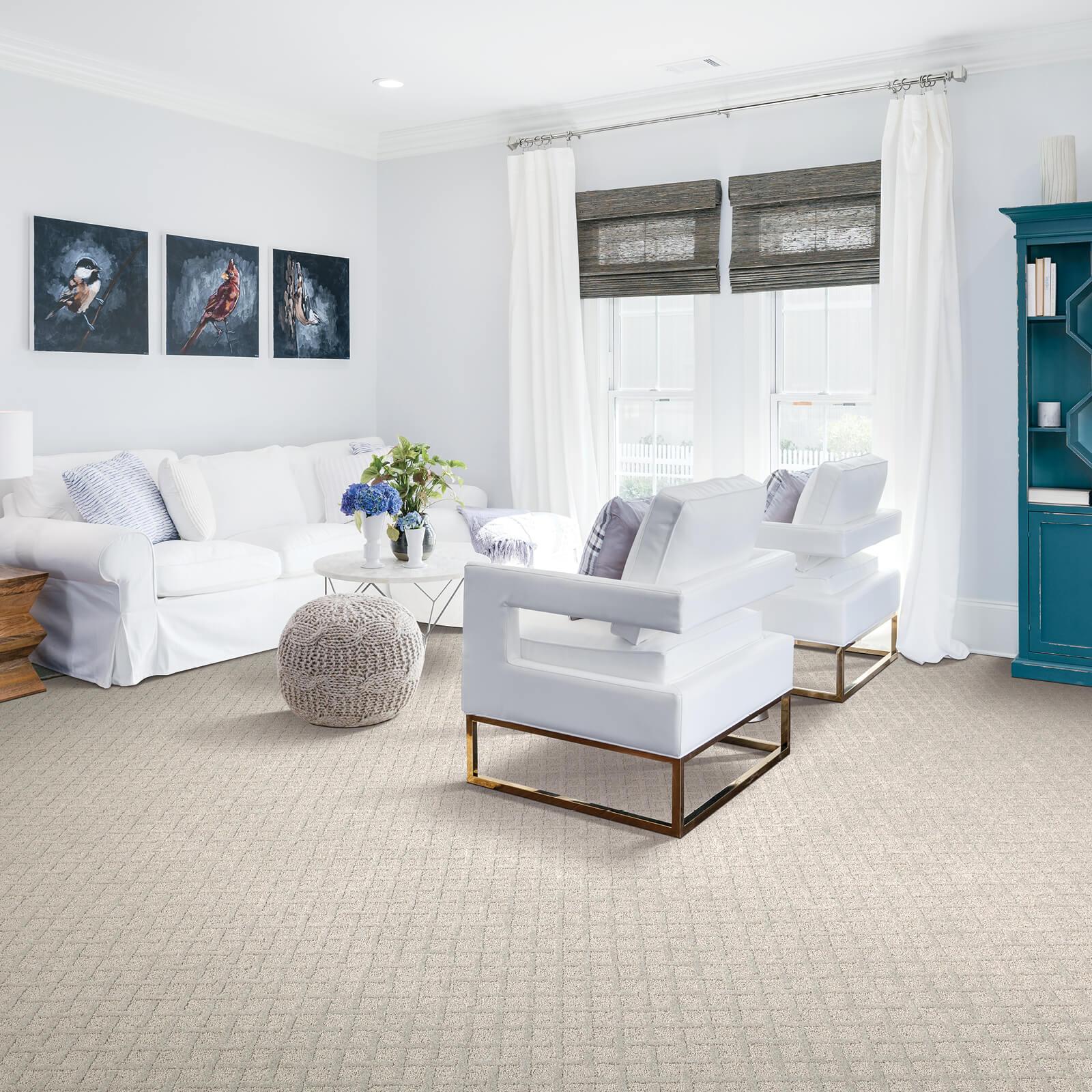 Posh living room   We'll Floor You