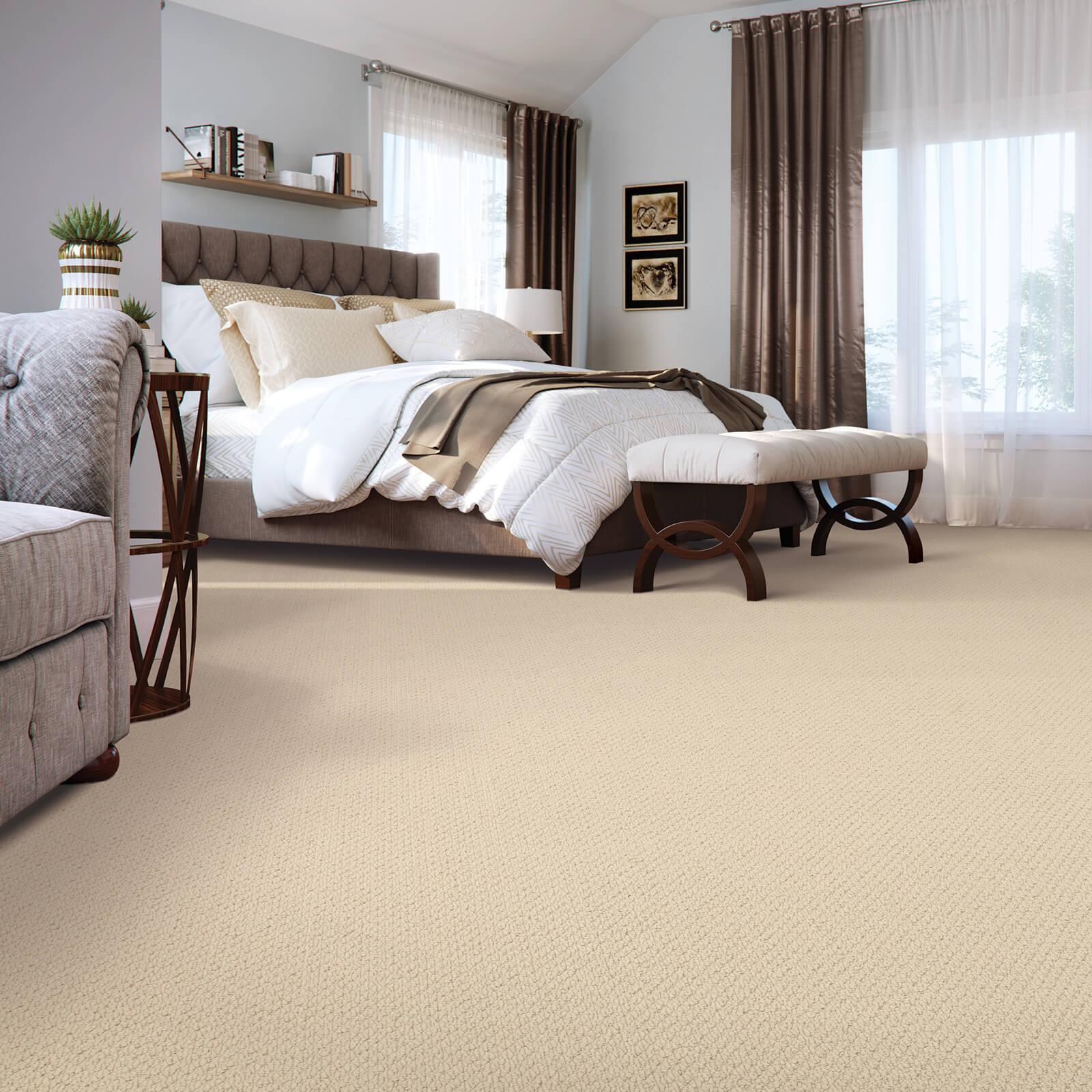 Spacious bedroom   We'll Floor You