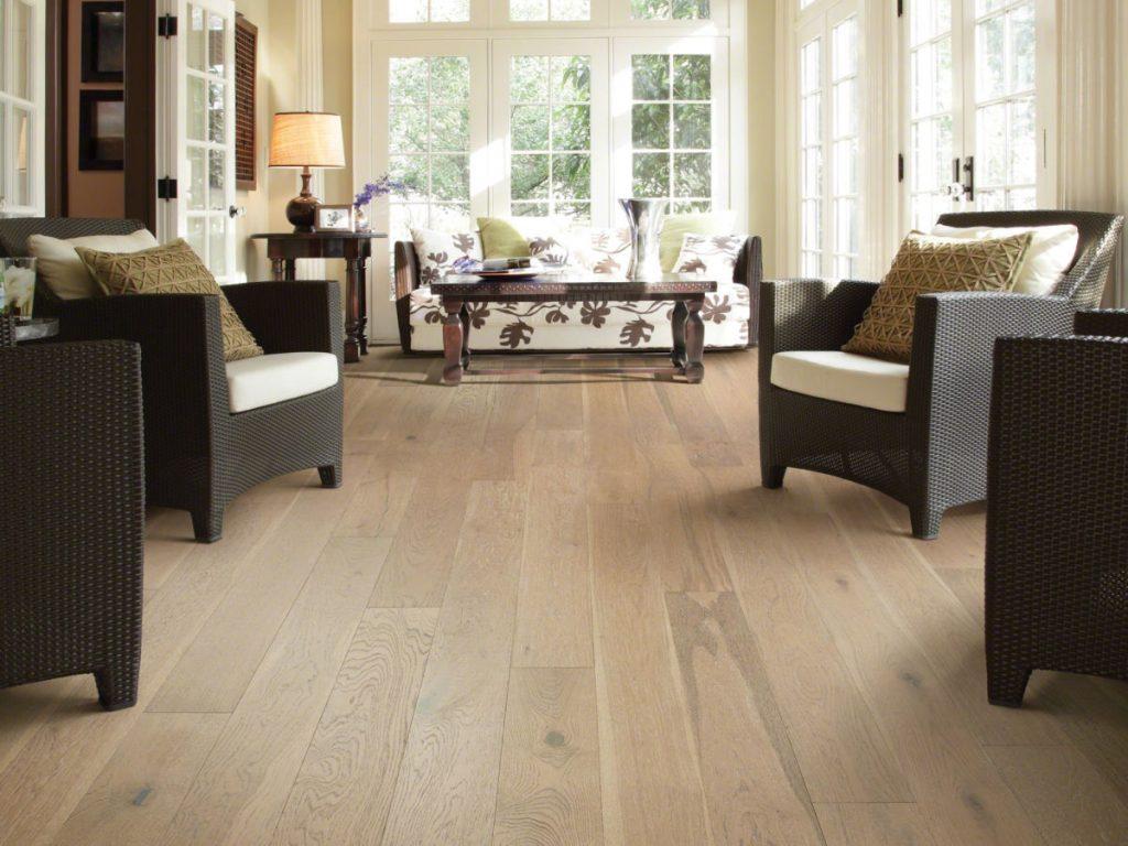 Hardwood flooring | We'll Floor You