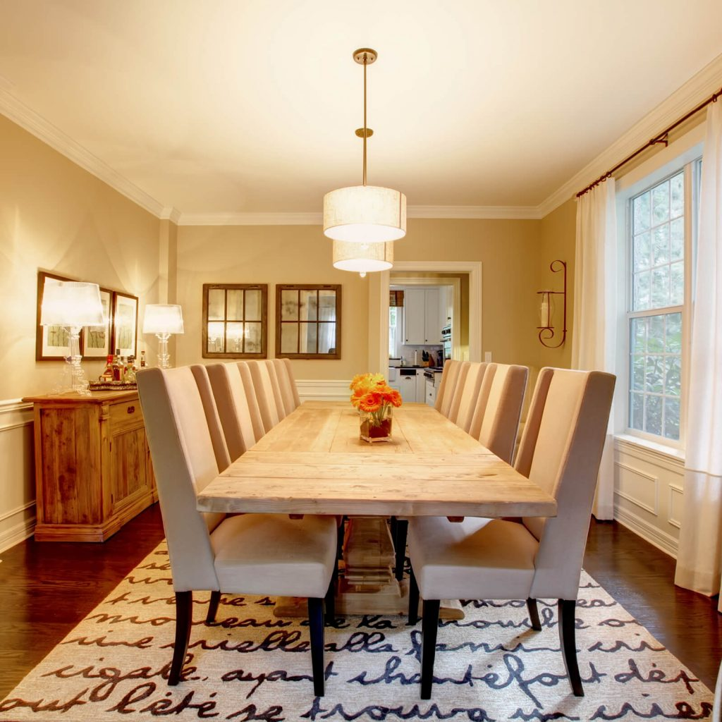 Dining table | We'll Floor You