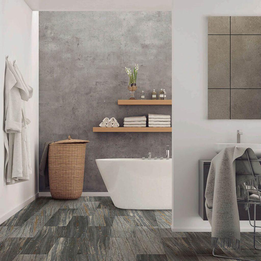Bathroom interior bathtub   We'll Floor You