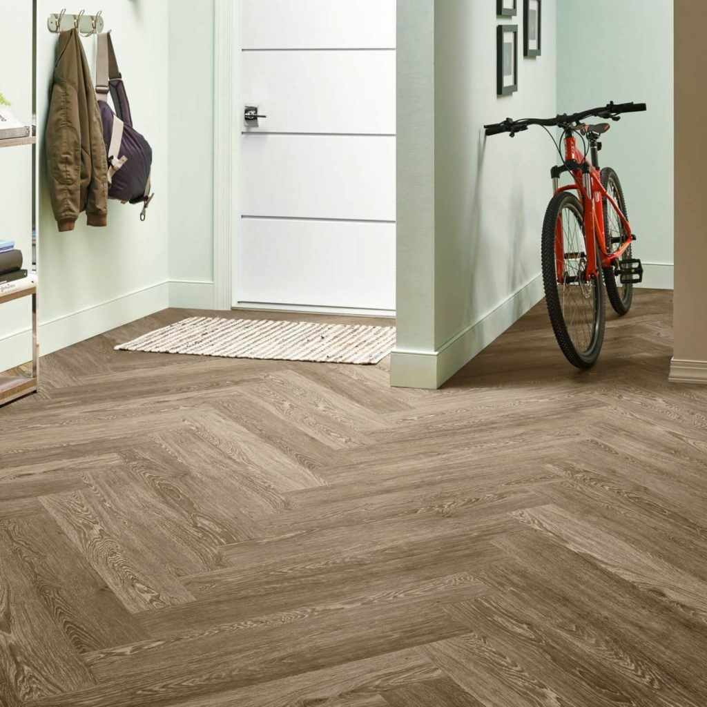 Bicycle on floor | We'll Floor You