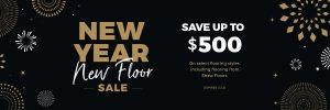 New Year New Floors Sale | We'll Floor You
